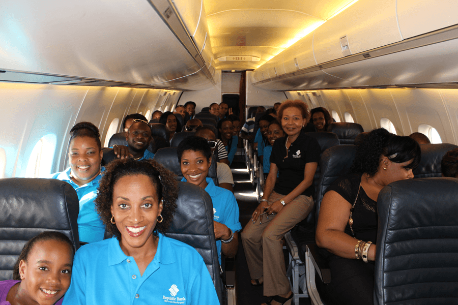 RBL Staff to Compete in Trinidad